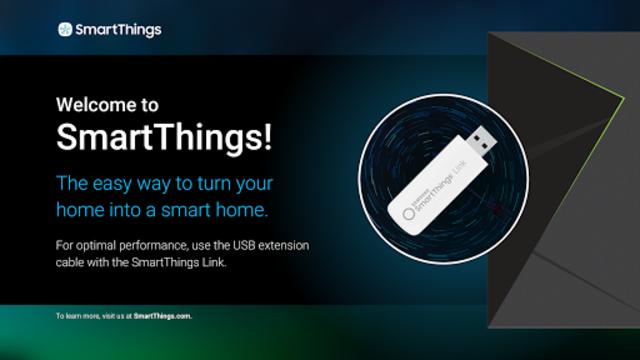 SmartThings for NVIDIA SHIELD TV screenshot 1