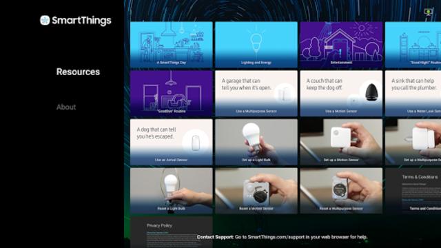 SmartThings for NVIDIA SHIELD TV screenshot 3
