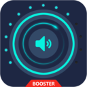 Icon for Super Volume Booster: Bass Booter for Android 2019