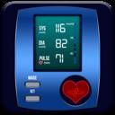 Icon for Blood Pressure Checker Info - BP Diary -BP Tracker