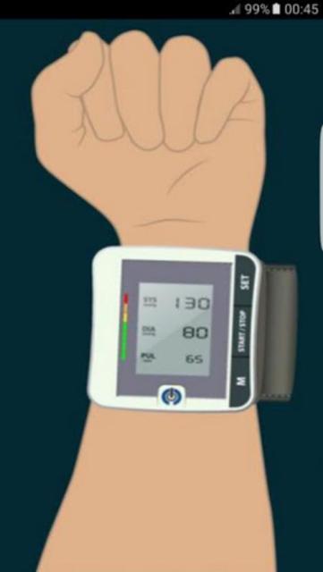 Blood Pressure Checker Info - BP Diary -BP Tracker screenshot 1