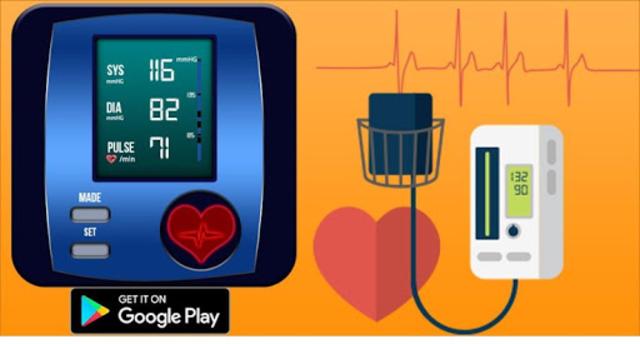 Blood Pressure Checker Info - BP Diary -BP Tracker screenshot 18