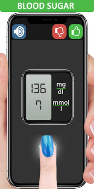 Blood Sugar Test Checker - Glucose Convert Tracker screenshot 3