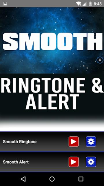 Smooth Ringtone and Alert screenshot 1