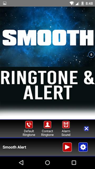 Smooth Ringtone and Alert screenshot 2