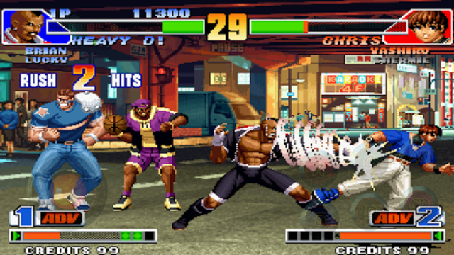 THE KING OF FIGHTERS '98 screenshot 7