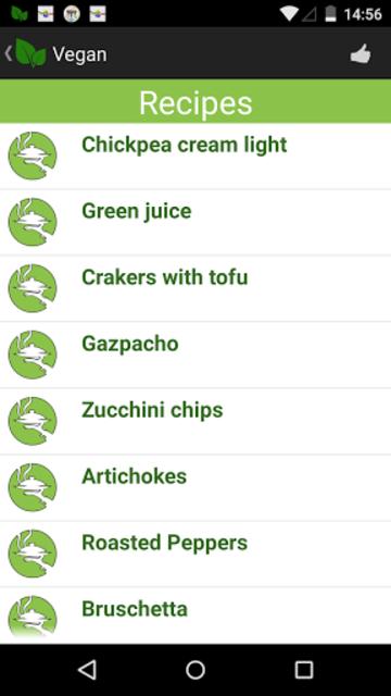 Vegan screenshot 3