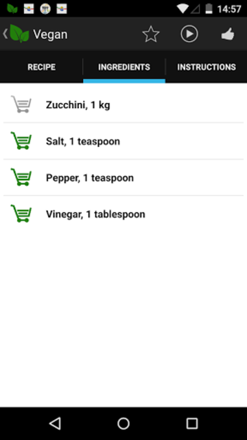 Vegan screenshot 5