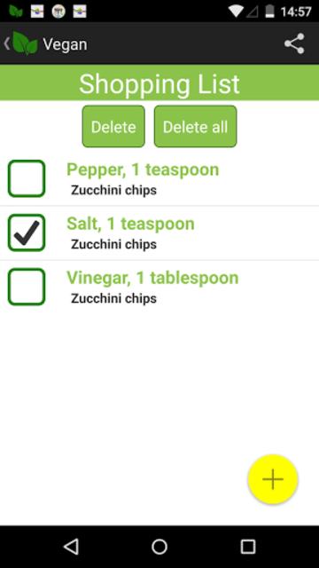 Vegan screenshot 14