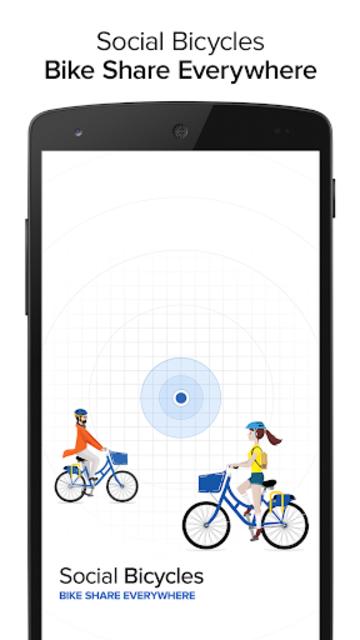 Social Bicycles screenshot 1