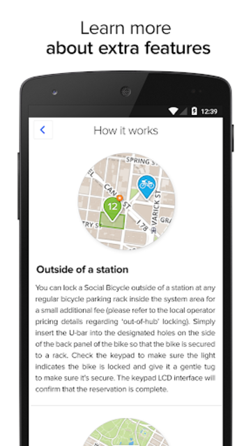 Social Bicycles screenshot 5
