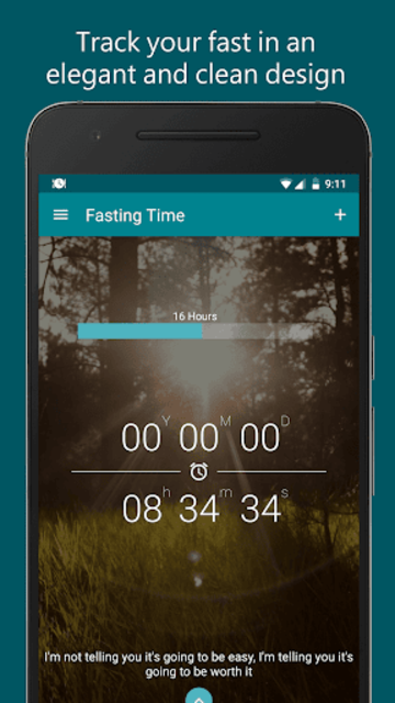 Fasting Time - Fasting Tracker & Intermittent Diet screenshot 1