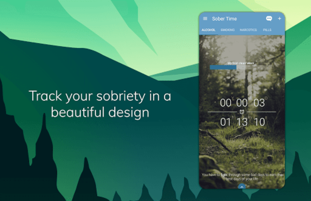 Sober Time - Sober Day Counter & Clean Time Clock screenshot 6