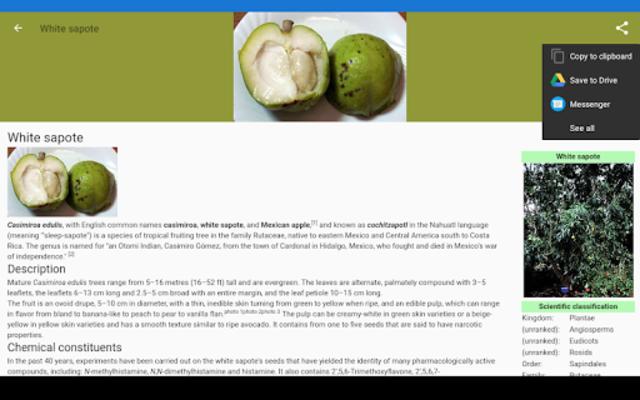Wiki-Medicinal Plants screenshot 9