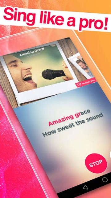 Red Karaoke Sing & Record screenshot 4