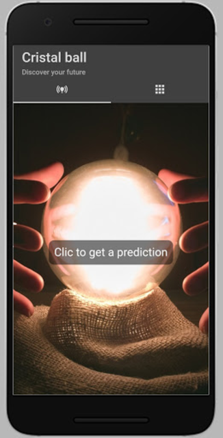 Crystal ball : Discover your future screenshot 1