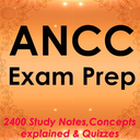 Icon for ANCC Exam Review & Study Guide -Notes, Terms & Q&A