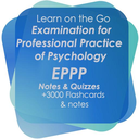 Icon for Exam for Professional Practice of Psychology EPPP