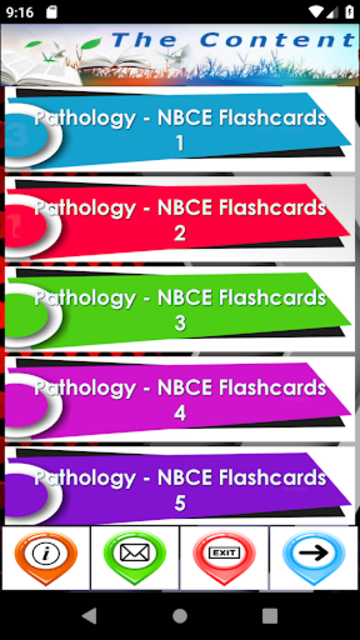 Pathology  Study Notes &  Flashcards for NBCE screenshot 1