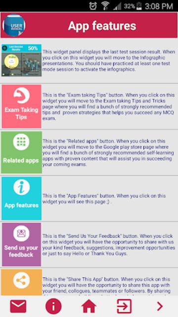 ANCC Exam Prep & Test Bank App: Study Notes & Quiz screenshot 5