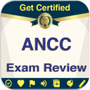 Icon for ANCC Exam Prep & Test Bank App: Study Notes & Quiz