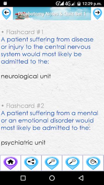 Be the Expert in Phlebotomy - Professional Nursing screenshot 4