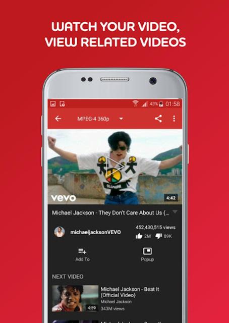 Y-Tube Player PRO screenshot 4