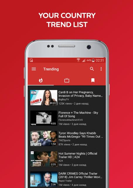 Y-Tube Player PRO screenshot 5