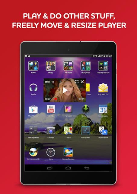Y-Tube Player PRO screenshot 9