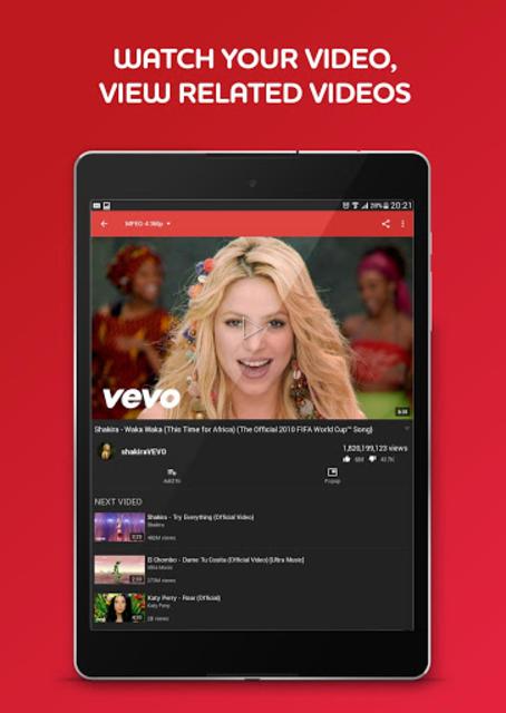 Y-Tube Player PRO screenshot 17