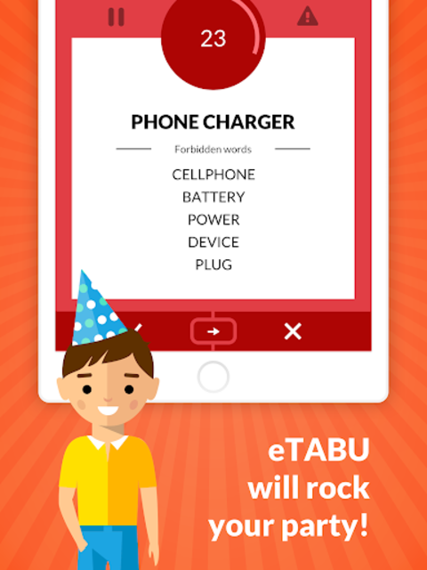 eTABU PRO screenshot 8