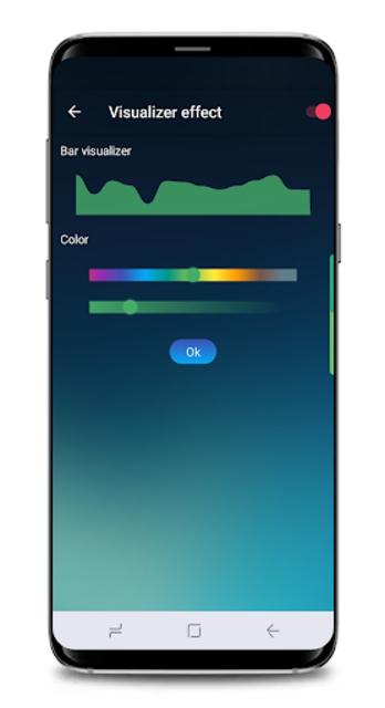 Music player S9 EDGE Note 9 screenshot 14
