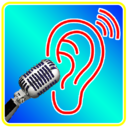 Icon for Hearing Aid Microphone -hearing aid amplifier