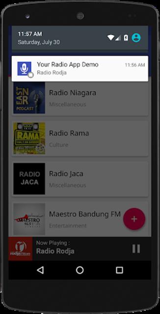 Your Radio App Demo screenshot 6