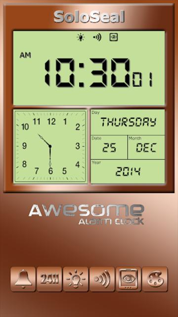 Awesome Alarm Clock screenshot 12
