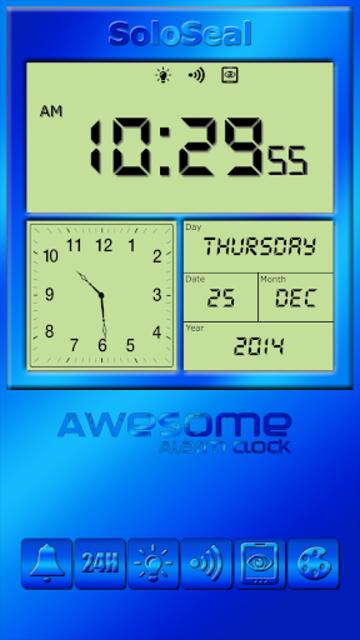 Awesome Alarm Clock screenshot 23