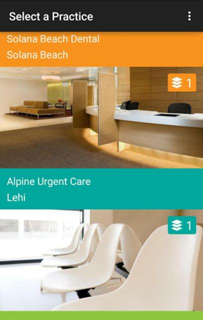 PatientReach Mobile screenshot 1