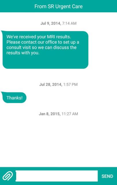 PatientReach Mobile screenshot 3
