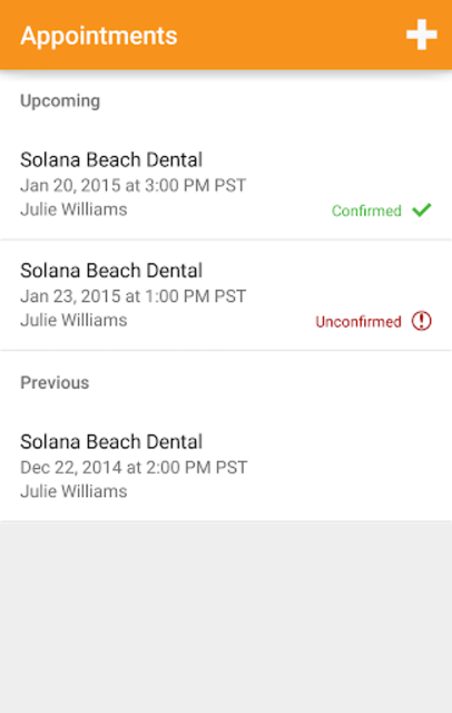 PatientReach Mobile screenshot 4
