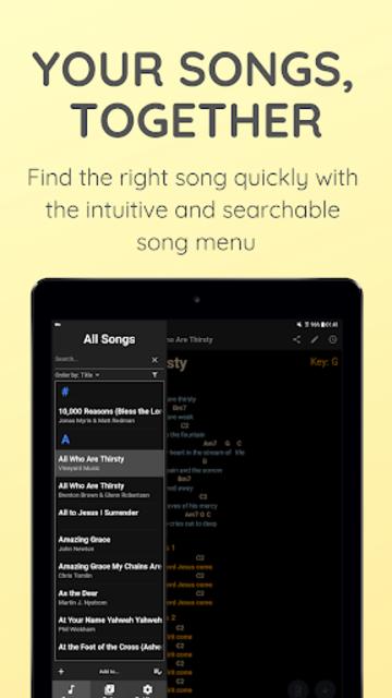 SongbookPro screenshot 7