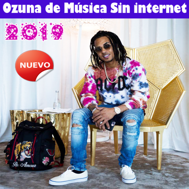 Ozuna de Música Sin internet 2019 screenshot 1