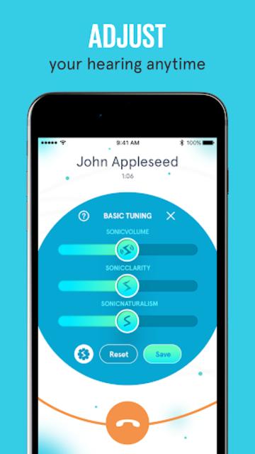 SonicCloud: Hearing App screenshot 5