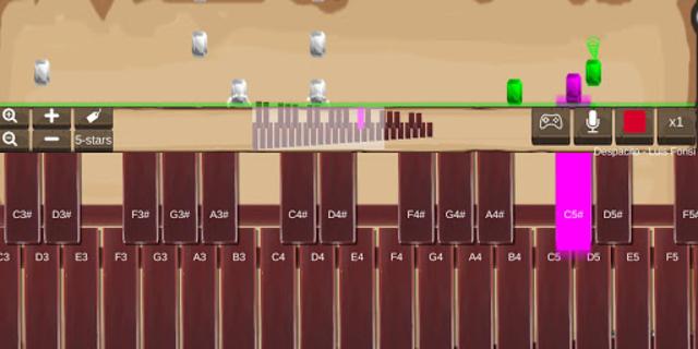 Marimba Real screenshot 1