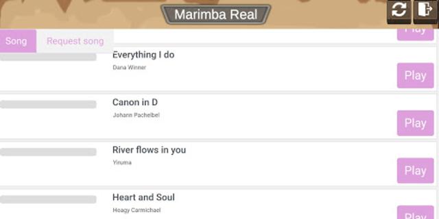 Marimba Real screenshot 5