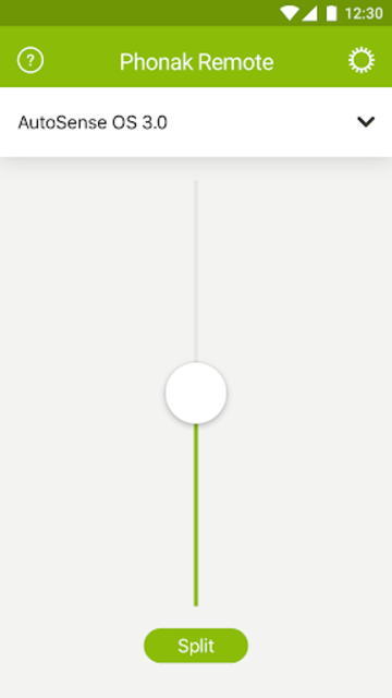 Phonak Remote screenshot 4