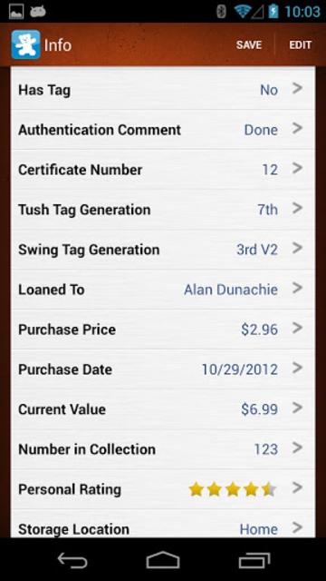 Plush, Tsum, Beanies Collector screenshot 3