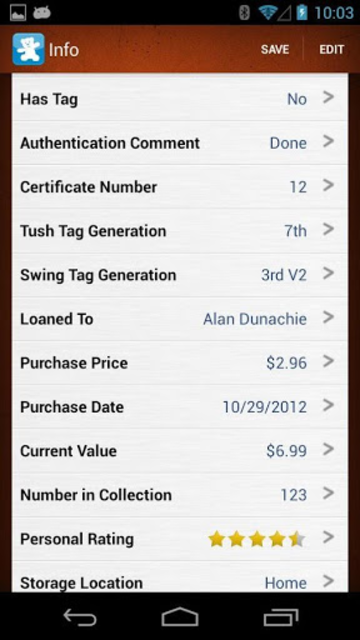 Plush, Tsum, Beanies Collector screenshot 8