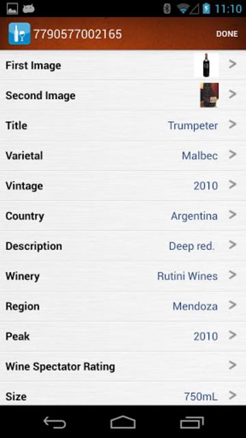 Wine Collectors screenshot 3