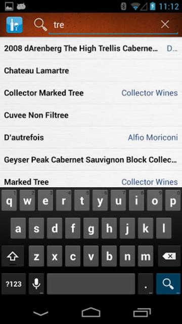 Wine Collectors screenshot 5