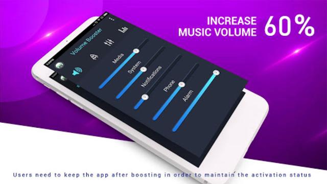 Super High Volume Booster - Loud Sound Booster screenshot 1